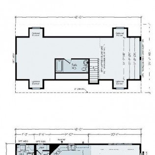 Aurora 1253 Floor Plan