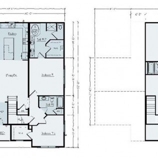 Avery 1937 Floor Plan