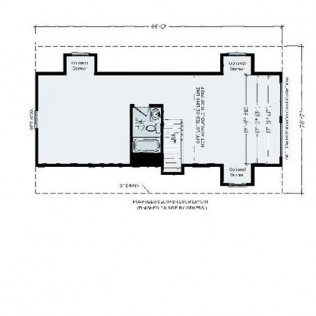 Norwegian 1151 Floor Plan