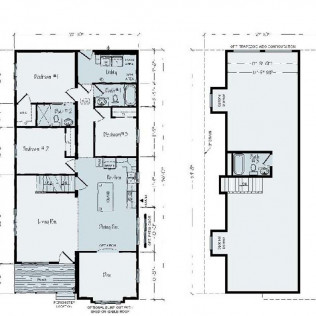 Tipton 1568 Floor Plan
